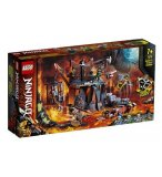 LEGO NINJAGO 71717 LE DONJON DU CRANE