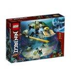 LEGO NINJAGO 71750 LE ROBOT HYDRO DE LLOYD