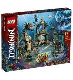 LEGO NINJAGO 71755 LE TEMPLE DE LA MER SANS FIN