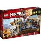 LEGO NINJAGO EXCLUSIVITE 70596 LA GROTTE DU SAMOURAÏ X