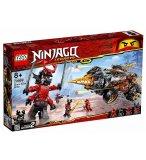 LEGO NINJAGO LEGACY 70669 LA FOREUSE DE COLE