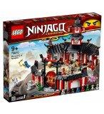 LEGO NINJAGO LEGACY 70670 LE MONASTERE DE SPINJITZU