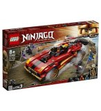 LEGO NINJAGO LEGACY 71737 LE CHARGEUR NINJA X-1