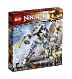 LEGO NINJAGO LEGACY 71738 LE ROBOT DE COMBAT TITAN DE ZANE