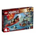 LEGO NINJAGO LEGACY 71749 L'ULTIME QG DES NINJAS