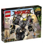 LEGO NINJAGO MOVIE 70632 LE ROBOT SISMIQUE