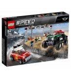 LEGO SPEED CHAMPIONS 75894 MINI COOPER S RALLY 1967 ET MINI JOHN COOPER WORKS BUGGY 2018