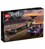 LEGO SPEED CHAMPIONS 76904 MOPAR DODGE // SRT TOP FUEL DRAGSTER ET 1970 DODGE CHALLENGER T/A