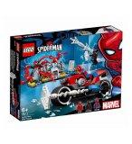 LEGO SPIDER-MAN 76113 LE SAUVETAGE EN MOTO DE SPIDER-MAN