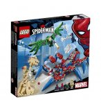 LEGO SPIDER-MAN 76114 LE VEHICULE ARAIGNEE DE SPIDER-MAN