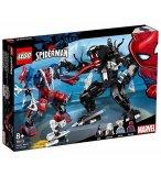 LEGO SPIDER-MAN 76115 LE ROBOT DE SPIDER-MAN CONTRE VENOM