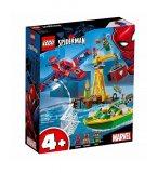 LEGO SPIDER-MAN 76134 SPIDER-MAN : DOCTEUR OCTOPUS ET LE VOL DU DIAMANT