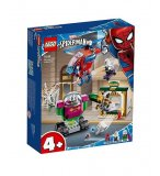 LEGO SPIDER-MAN 76149 LA MENACE DE MYSTERIO