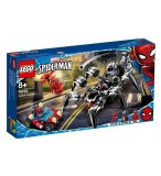LEGO SPIDER-MAN 76163 LE VEHICULE ARAIGNEE DE VENOM