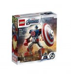 LEGO SPIDER-MAN 76168 L'ARMURE ROBOT DE CAPTAIN AMERICA