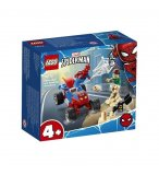 LEGO SPIDER-MAN 76172 LE COMBAT DE SPIDER-MAN ET SANDMAN