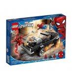 LEGO SPIDER-MAN 76173 SPIDER-MAN ET GHOST RIDER CONTRE CARNAGE