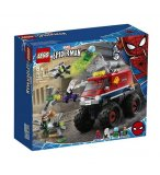 LEGO SPIDER-MAN 76174 LE CAMION MONSTRE DE SPIDER-MAN CONTRE MYSTERIO