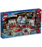 LEGO SPIDER-MAN 76175 L'ATTAQUE CONTRE LE REPAIRE DE SPIDER