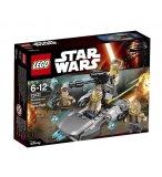 LEGO STAR WARS 75131 PACK DE COMBAT DE LA RESISTANCE