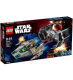 LEGO STAR WARS 75150 LE TIE ADVANCED DE DARK VADOR VS L'A-WING STARFIGHTER