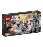 LEGO STAR WARS 75195 MICROFIGHTER SKI SPEEDER VS QUADRIPODE DU PREMIER ORDRE