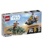 LEGO STAR WARS 75228 CAPSULE DE SAUVETAGE CONTRE MICROFIGHTER DEWBACK