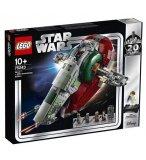 LEGO STAR WARS 75243 SLAVE I - EDITION 20EME ANNIVERSAIRE 1999-2019