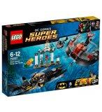 LEGO SUPER HEROES 76027 L'ATTAQUE DES PROFONDEURS DE BLACK MANTA