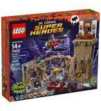 LEGO SUPER HEROES 76052 SERIE TV CLASSIQUE BATMAN : LA BATCAVE