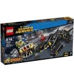 LEGO SUPER HEROES 76055 BATMAN : CHOC DANS LES EGOUTS AVEC KILLER CROC