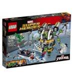 LEGO SUPER HEROES 76059 SPIDER-MAN : LE PIEGE A TENTACULES DE DOC OCK