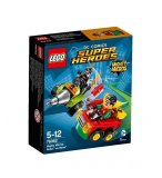LEGO SUPER HEROES 76062 ROBIN CONTRE BANE