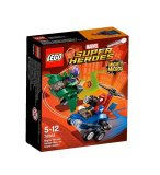 LEGO SUPER HEROES 76064 SPIDER-MAN CONTRE LE BOUFFON VERT