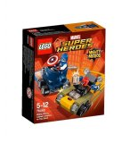 LEGO SUPER HEROES 76065 CAPTAIN AMERICA CONTRE CRANE ROUGE