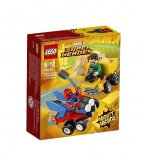 LEGO SUPER HEROES 76089 MIGHTY MICROS SPIDER-MAN CONTRE SANDMAN