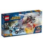 LEGO SUPER HEROES 76098 LE COMBAT DE GLACE