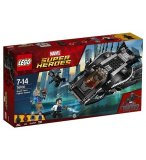 LEGO SUPER HEROES 76100 L'ATTAQUE DU FAUCON ROYAL