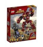 LEGO SUPER HEROES 76104 LE COMBAT DE HULKBUSTER