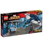 LEGO SUPER HEROES MARVEL 76032 LA POURSUITE DU QUINJET DES AVENGERS