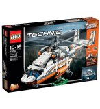 LEGO TECHNIC 42052 L'HELICOPTERE DE TRANSPORT
