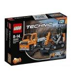 LEGO TECHNIC 42060 L'EQUIPE DE REPARATION ROUTIERE