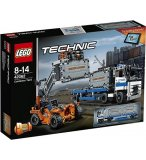 LEGO TECHNIC 42062 LE TRANSPORT DU CONTENEUR