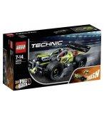 LEGO TECHNIC 42072 VEHICULE TOUT FEU !