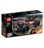 LEGO TECHNIC 42073 VEHICULE TOUT FLAMME !