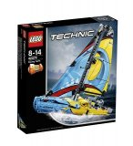 LEGO TECHNIC 42074 LE YACHT DE COMPETITION