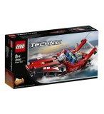 LEGO TECHNIC 42089 LE BATEAU DE COURSE