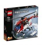 LEGO TECHNIC 42092 L'HELICOPTERE DE SECOURS