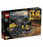 LEGO TECHNIC 42094 LA CHARGEUSE SUR CHENILLES
