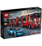 LEGO TECHNIC 42098 LE TRANSPORTEUR DE VOITURES